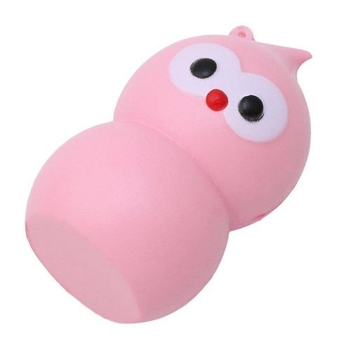 Cute Slow Rising Cream Ароматические игрушки Детские подарки Усилитель стресса Смешной кусок декомпрессии Amazing Stretch Bread