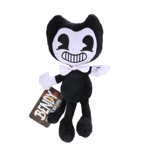 30Cm Bendy Plush Toys Game Horror Bendy and Boris Peluche Dolls