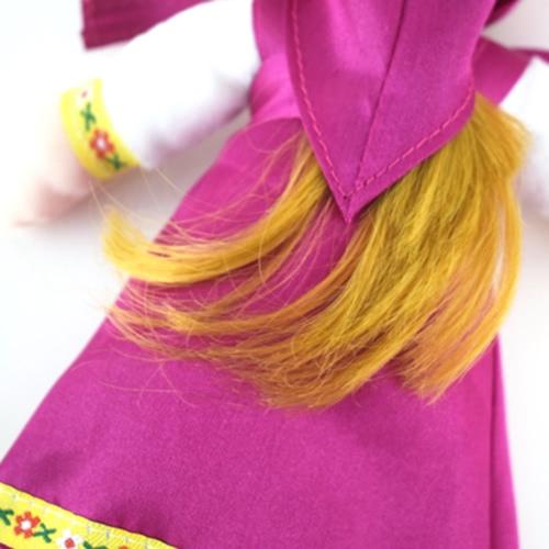 22CM Popular Masha Plush Dolls Cute Bear High Quality Russian Masha Stuffed Toys