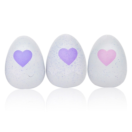 3Pcs Funny Hatching Speckles Eggs Magic Eggs