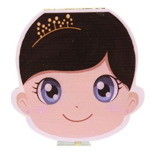 Baby Teeth Lanugo Save Box Деревянная милая личность Лиственная сувенирная коробка Цветная коробка для мальчика