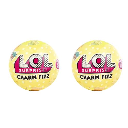 2Pcs LOL Surprise Charm Fizz Series 3