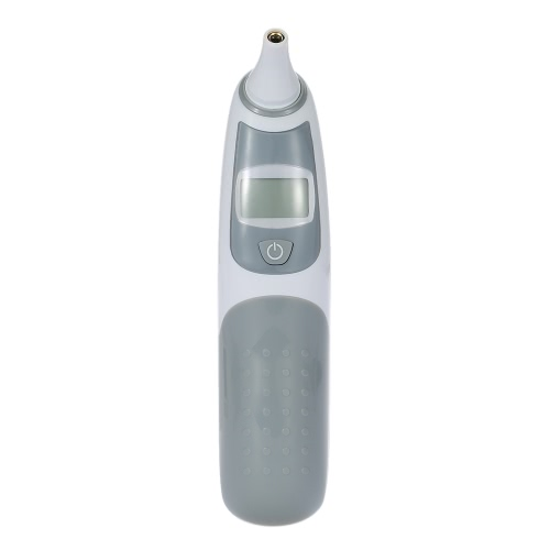 GL Baby Infant LCD Precise Digital Ear Thermometer Celsius Fahrenheit Selectable / Reading Recall