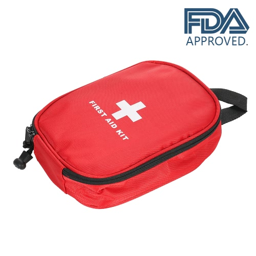 Carevas 31Pcs Water-Proof First Aid Kit FDA Approved