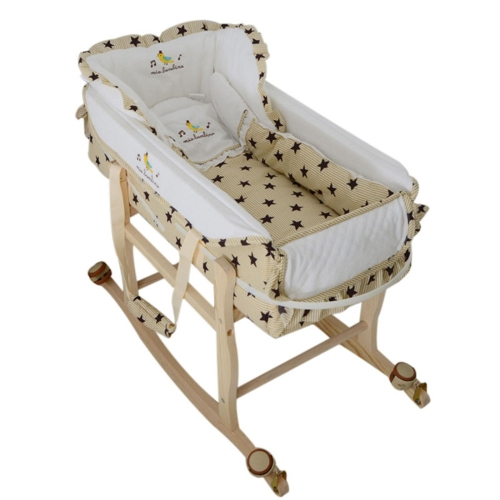 3 in 1 Portable Baby Cradle Bassinet Bed Newborn baby Car Seat Sleeping Travel Basket Crib With Mosquito Net