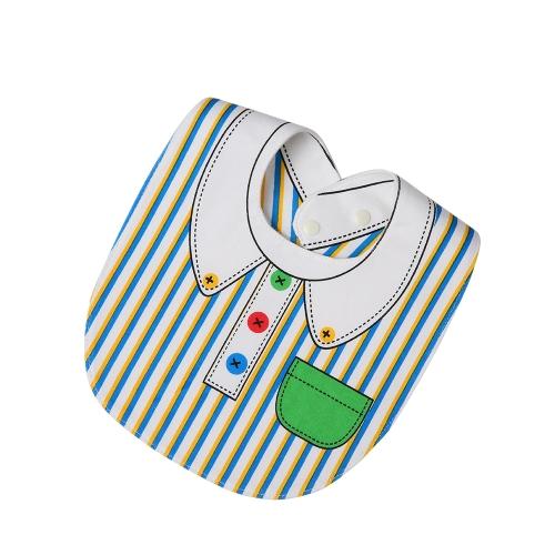 Lovely полотенце слюны четыре водонепроницаемый Baby Bib