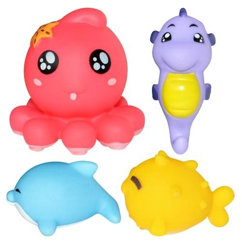 4шт Детская игрушка для душа