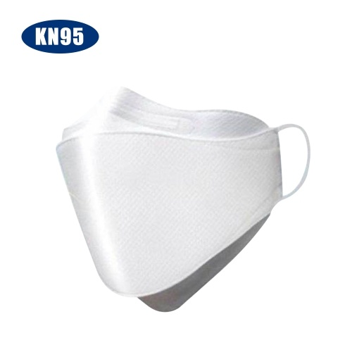 20PCS KF94 Gesichtsmaske 94% Filtration Anpassbare Nasenstange 4-lagige Gesichtsschutzmaske Weiche und atmungsaktive Vliesstoff-Mundschleifen-Gesichtsmaske zum Schutz vor Verschmutzung durch Tröpfchenstaubpartikel (20 Stück / Packung)
