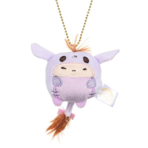 Симпатичные мультфильм медведь свиньи слона игрушки куклы мини плюшевые куклы фаршированные игрушки детей подарок на день рождения брелок