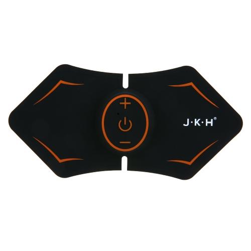 JKH電動筋肉刺激装置EMS腹部筋トレーニング装置エクササイザボディマッサージャー