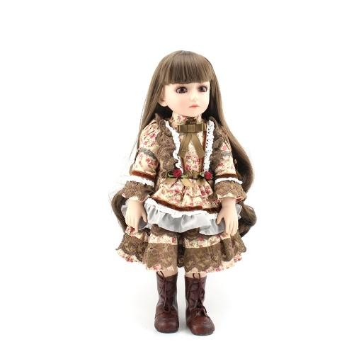 NPKCOLLECTION 17in Reborn Baby Rebirth Doll Kids Gift