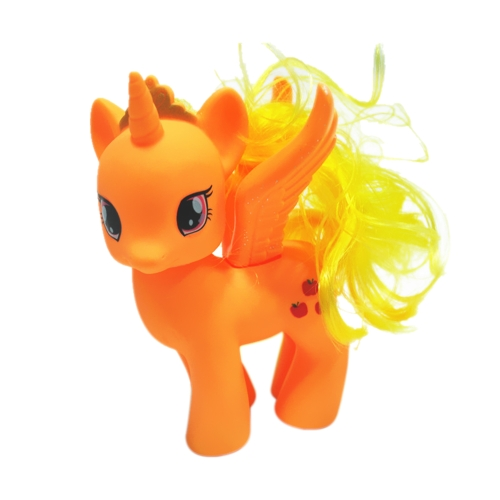 New Doll Accessory Small Tony Unicorn Horse Garage Kit Environmental Miniature Model Girls Kids Toy