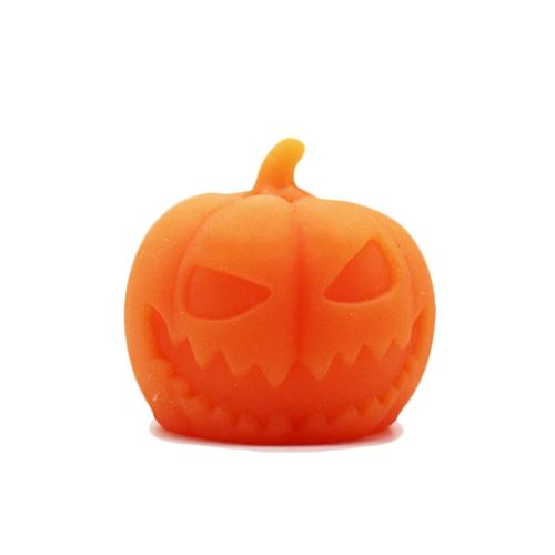 1Pcs Soft Glue Pumpkin Toy Healing Squeeze Stretch