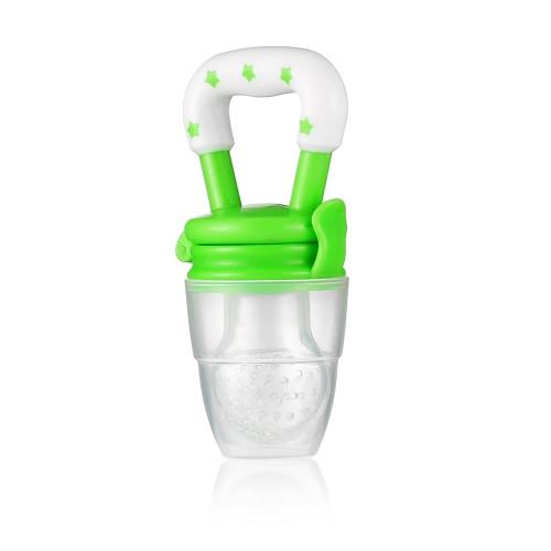 Baby Mesh Silicone Fresh Food Feeder Toddler Fruit Feeder Teething Toy
