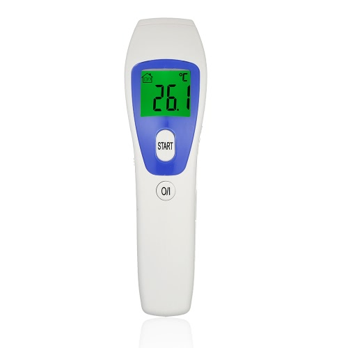 Digital LCD Non-contact IR Infrared Body Object Thermometer CE & ISO Approved