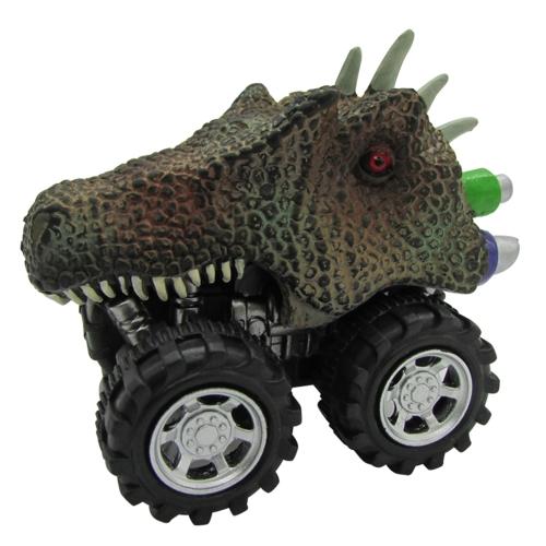 Мини-динозавр Игрушка для автомобилей