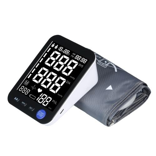 U81RH Automatic Upper-arm Blood Pressure Monitor Digital Blood Pressure Meter