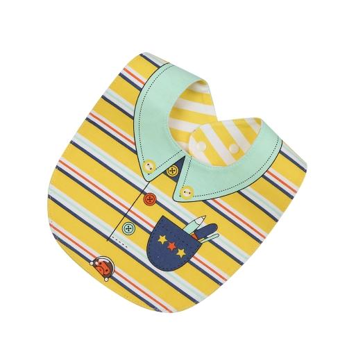 Lovely Saliva Towel four Waterproof Baby Bib