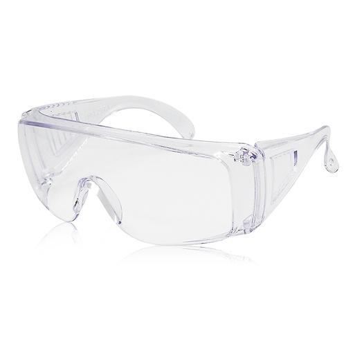 Schutzbrille Erwachsene Persönliche Schutzbrille mit klaren, beschlagfreien, kratzfesten Gläsern Verwendung mit Korrekturbrillen