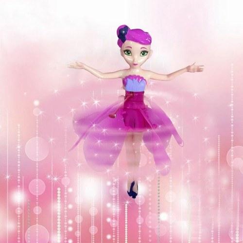 Электронные игрушки Flying Baby Dolls Flying Fairy Doll Инфракрасный контроль индукции для девочек День рождения Подарок Рождественский подарок