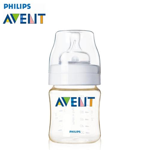 PHILIPS AVENT Klassische PES-Flasche BPA frei 125ml