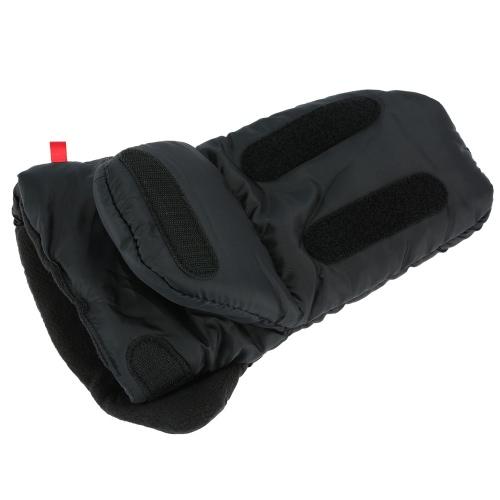 Water-proof Baby Pram Stroller Gloves Thick Winter Warmer Hand Muffs
