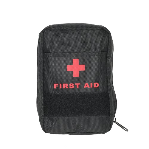 43PCS Water-Proof First Aid Kit Travel Survival Medical Emergency Bag
