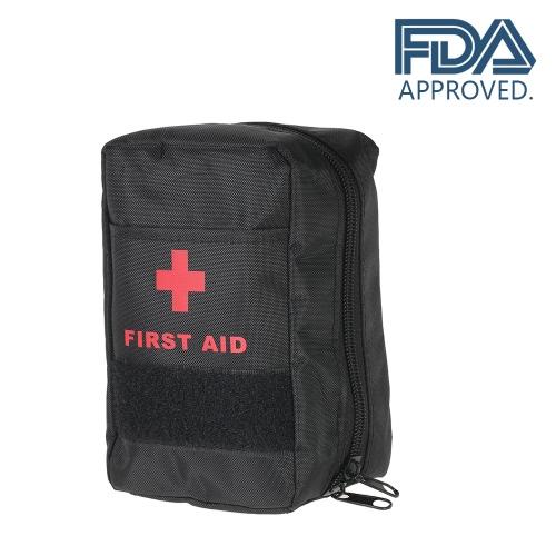 43PCS водонепроницаемый и устойчивый к разрыву аппликатор First Aid Kit для легкого прикрепления к рюкзаку FDA Approved