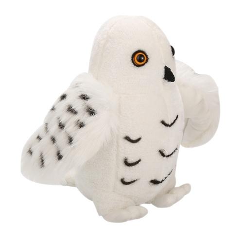 Постоянный снежный сова Плюшевые игрушки Хлопок Материал