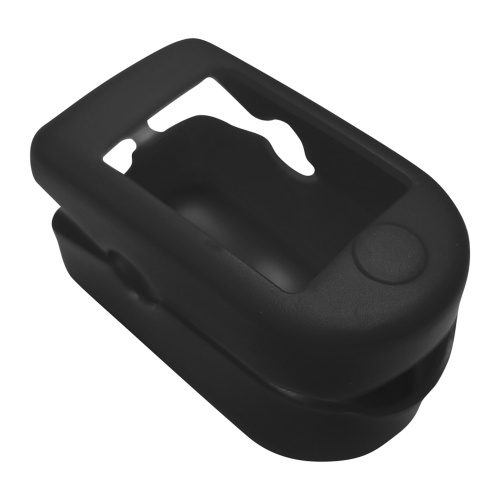 Blood Oxygen Monitor Case Silicone Fingertip Pulse Monitor Cover Pulse Oximeter Protective Storage Case for Travel Home Use
