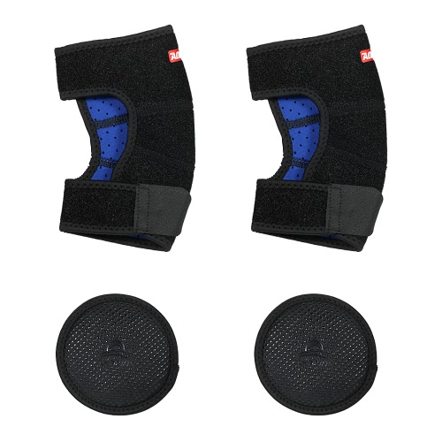 Adjustable Child Elbow Brace Elbow Support Sponge Pads Sleeve Sport Protector Crashproof Anti-Slip for Kids Boys Girls Sport Dance  Black