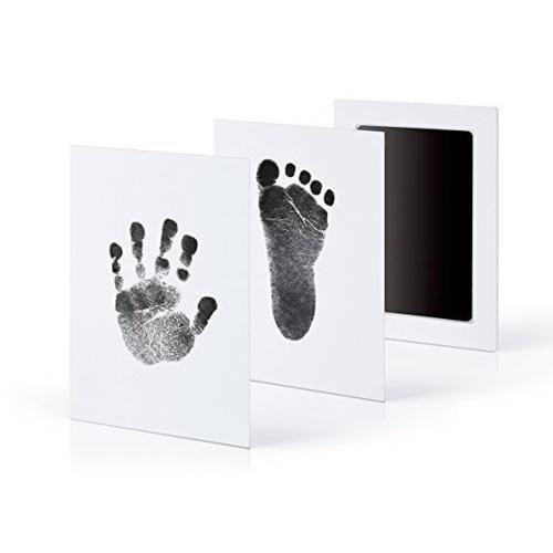 Безносые чернила для новорожденных Baby Handprint Inkless Touch