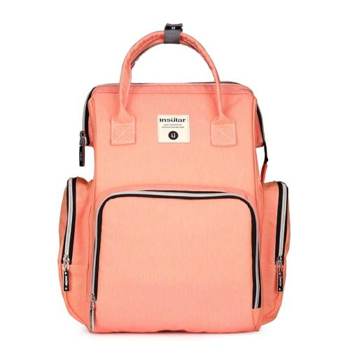 Сумка для пеленок Многофункциональный водонепроницаемый рюкзак для путешествий