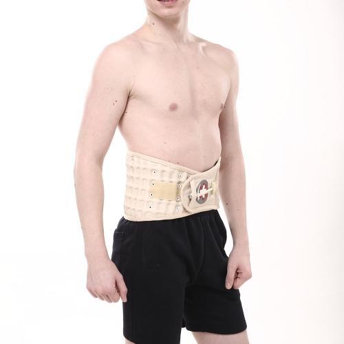 Carevas Rücken Dekompressionsgurt Lordosenstütze Brace Spinal Air Traction Gerät Rückenschmerzen Relief CE & FDA genehmigt