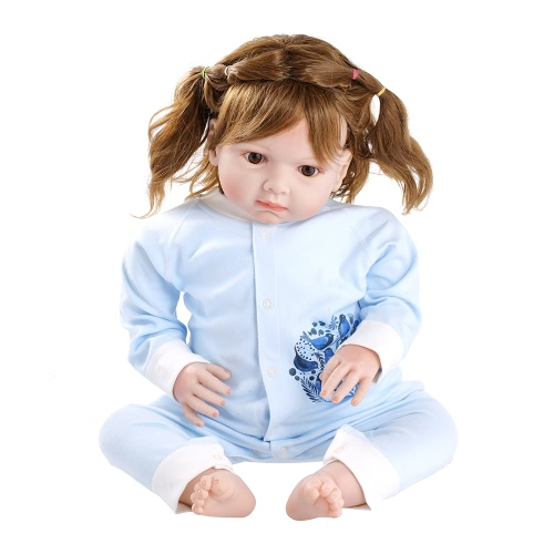 Baby Romper Unisex 100% Cotton Babysuit Baby Clothes Playsuit Long Sleeve Bird Print Spring Summer Autumn For Newborn Infant Baby Girl Boy Blue 6-9M