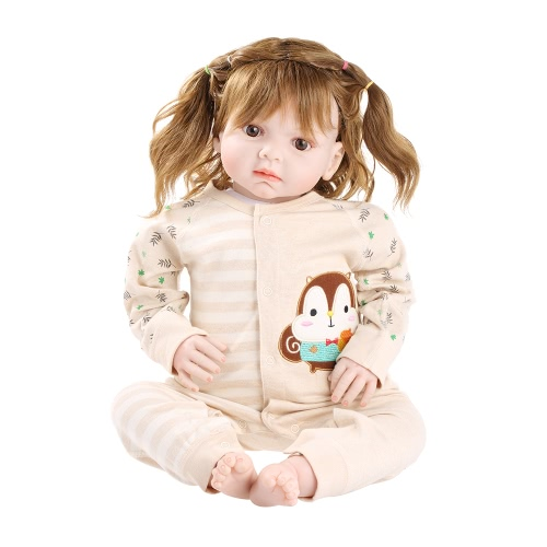 Baby Romper Unisex 100% Cotton Babysuit Baby Clothes Playsuit Rabbit Print Long Sleeve Spring Summer Autumn For Newborn Infant Baby Girl Boy Chipmunk 6-9M