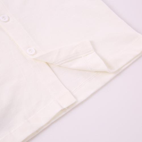 Conjunto de ropa de bebé 2pcs Unisex 100% Algodón Trajes de bebé Ropa de Manga Larga Tops Pantalones Largos Primavera Verano Otoño Invierno Para Bebé Niña Niño Árbol Patrón Azul 0-3 M