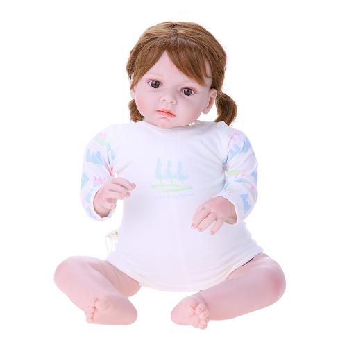 Bebé Romper Unisex 100% Algodón Bebé Ropa Mono Playsuit Manga Larga Verano Para Bebé Recién Nacido Bebé Niña Azul 3-6 M
