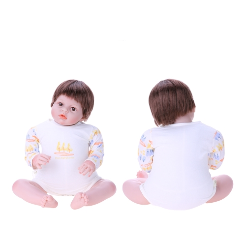 Baby Romper Unisex 100% Cotton Baby Clothes Bodysuit Playsuit Long Sleeve Summer для новорожденного младенца Baby Boy Boy Blue 3-6M