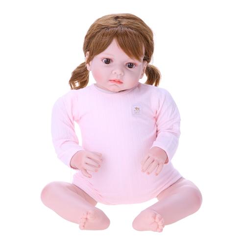 Baby Romper Unisex 100% Хлопок Детская одежда Bodysuit Playsuit с длинным рукавом для новорожденного младенца Девочка-мальчик Мальчик Желтый 3-6M