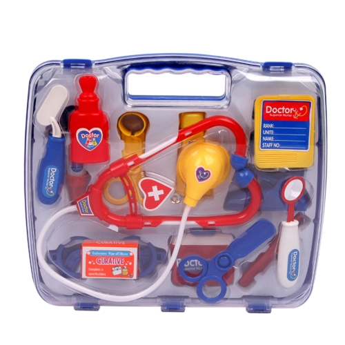 Children Role Play Lekarz lekarski Plaiying Zestaw Carry Case Kids Gift
