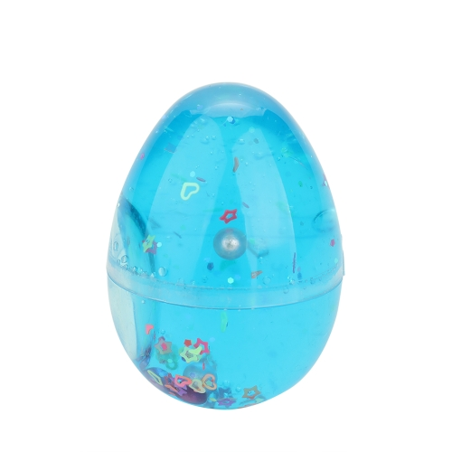Crystal Rainbow Mud Pearl Magic Shiny Playdough Color Mezcla Clay Egg Ball Niños inteligentes Juguetes regalo
