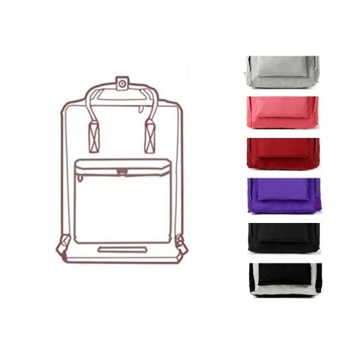 Стиль унисекс Классический рюкзак Сумки Студенческие школьные сумки
