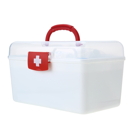 129 STÜCKE Alle Zweck Erste-hilfe-kästen Box für Home Auto Outdoor Familie Notfall Medizin Aufbewahrungsbox Organizer Set FDA Genehmigt