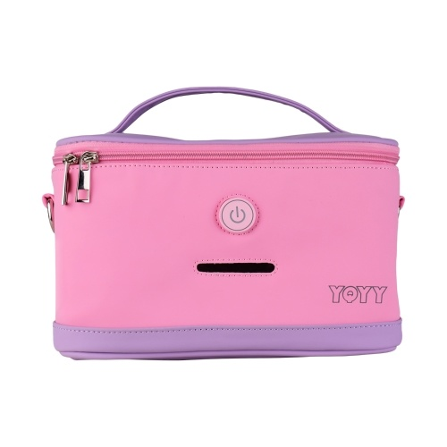 Multifunctional UV Cleaner UVC Light Cleaning Box Ultraviolet Portable Bag