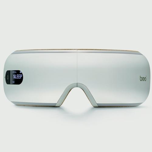 Портативный массажер для глаз BREO (Одобрено FDA & ROHS & FCC & CE)