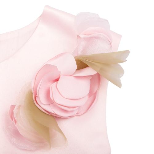 Mädchen Kleid niedlich lässig Blume Pricess Kleid Kinder formale Abendkleid Mädchen Kleidung