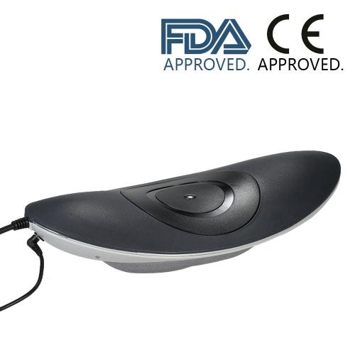 Многофункциональный аппарат для массажа талии. Устройство для терапии тяги. 4 режима. Утверждено CE / FDA / IEC.
