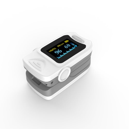 Präzise OLED Display Fingerspitze Pulsoximeter SpO2 Sauerstoffmonitor für Healthcare Home Use