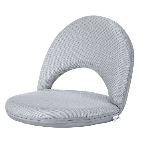 Floor Chair Multiangle Adjustable Backrest Cushioned